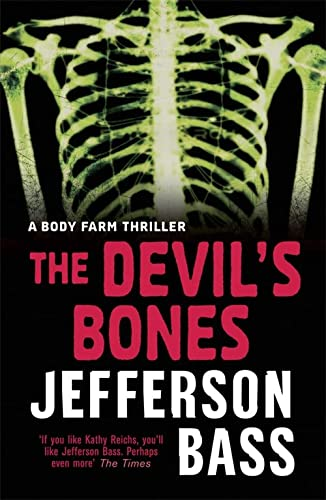 9781847249319: The Devil's Bones: A Body Farm Thriller (The Body Farm)