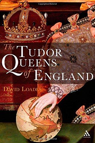 9781847250193: Tudor Queens of England