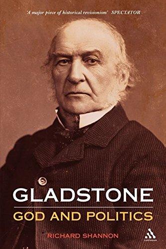 9781847252036: Gladstone: God and Politics