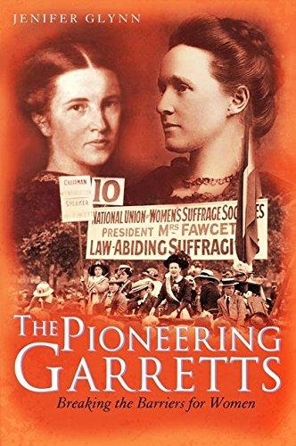 The Pioneering Garretts: Breaking the Barriers for: Jenifer Glynn