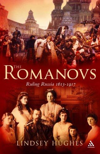 9781847252135: The Romanovs: Ruling Russia 1613-1917