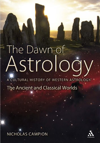 9781847252142: History of Western Astrology: The Ancient and Classical Worlds (Volume I)