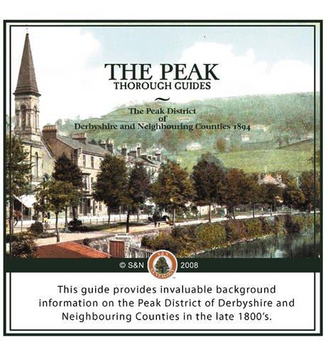 9781847274342: Derbyshire, the Peak, 1895
