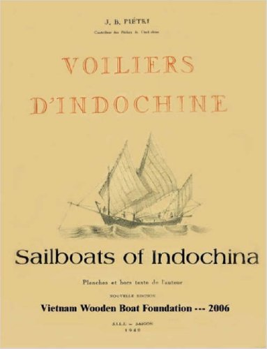 9781847280022: Sailboats of Indochina