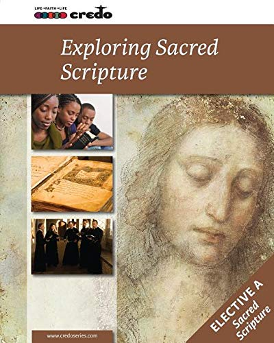 9781847305435: Credo: (Elective Option A) Exploring Sacred Scripture, Student Text