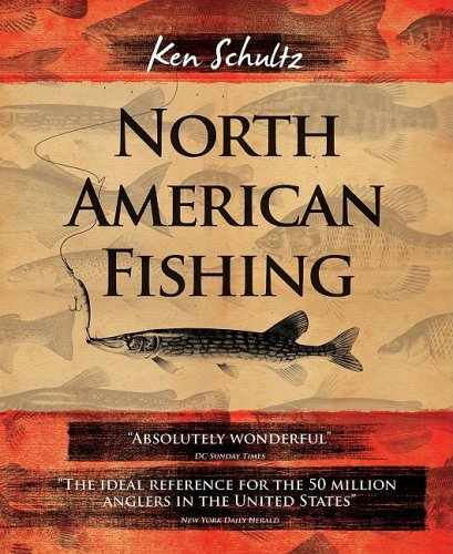 North American Fishing (184732021X) by Schultz, Ken