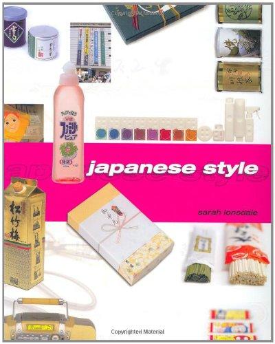 Japanese Style: Lonsdale, Sarah