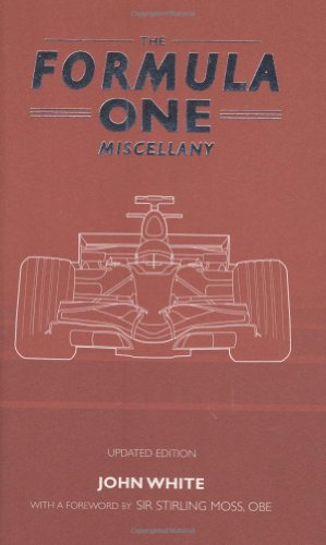 9781847321121: The Formula One Miscellany: Updated Edition