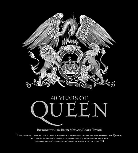 9781847322272: 40 Years of Queen