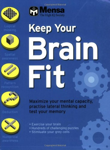 9781847322371: Mensa Keep Your Brain Fit