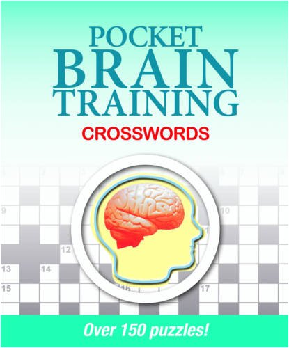 9781847322906: POCKET BRAIN TRAINING CROSSWORDS