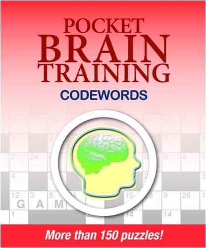 Pocket Brain Training Codewords: Puzzler Media