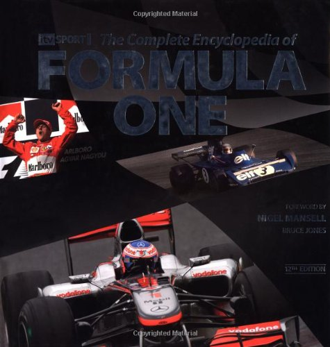 9781847323040: ITV Sport Complete Encyclopedia of Formula One