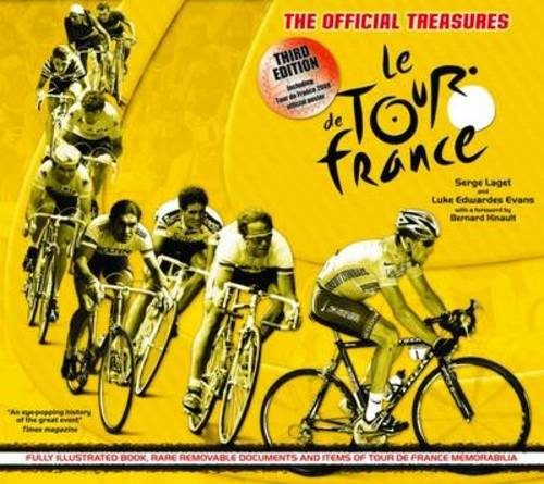 The Treasures of the Tour De France: Serge Laget, Luke