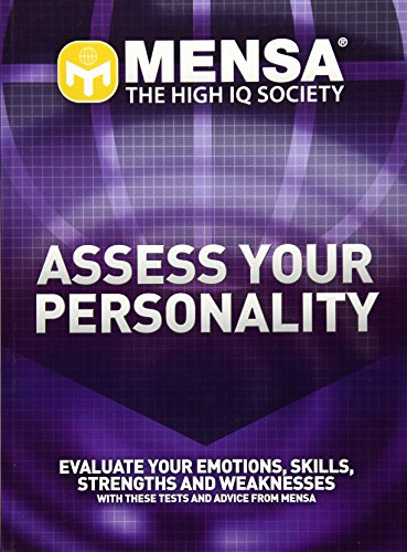 9781847324207: 34;Mensa34; - Assess Your Personality