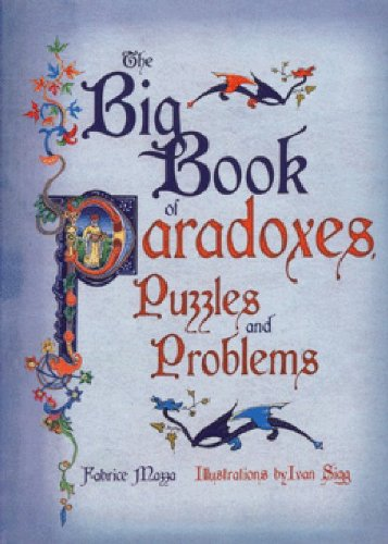 9781847324382: The Big Book of Puzzles and Paradoxes