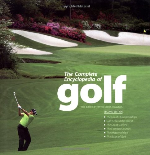 9781847325068: The Complete Encyclopedia of Golf