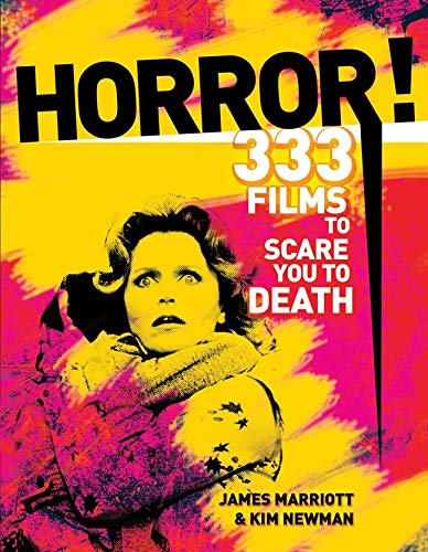 9781847325204: Horror!: 333 Films to Scare You to Death