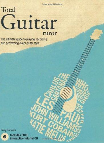 9781847325365: Total Guitar Tutor
