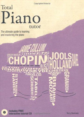 9781847325372: Total Piano Tutor
