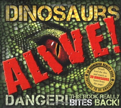9781847325785: Dinosaurs Alive! (Augmented Reality)