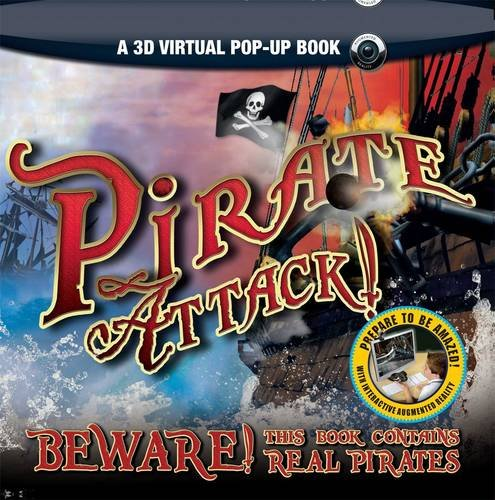 9781847325853: Pirate Attack!: A 3D Virtual Pop-Up Book