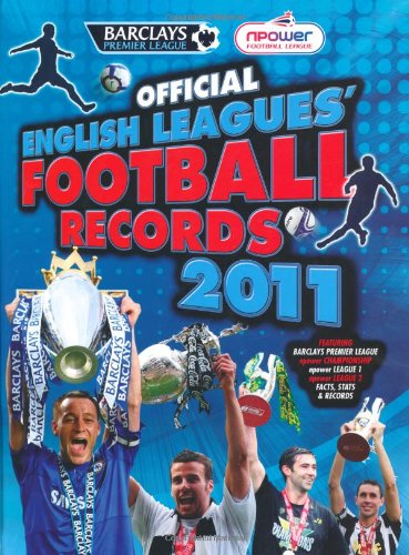 Official English Leagues' Football Records 2011 (Barclays Premier League) (1847326145) by Marshall, Peter