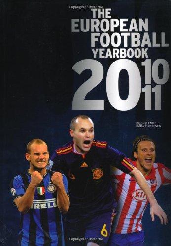 9781847326171: European Football Yearbook 2010
