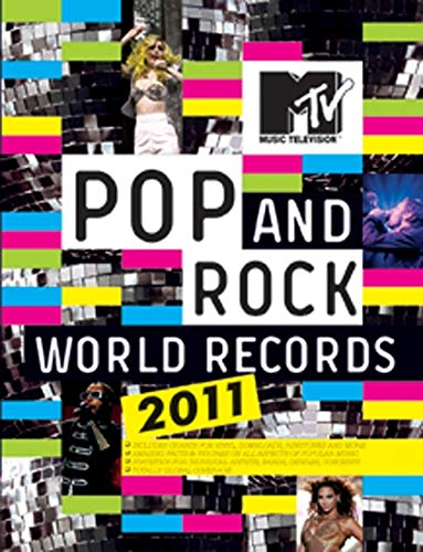 9781847326379: MTV Pop and Rock World Records 2011