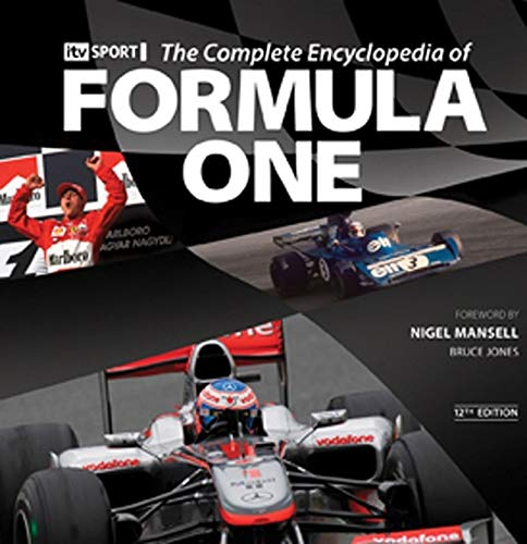9781847326553: The Complete Encyclopedia of Formula One
