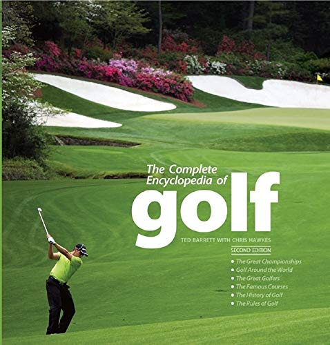 9781847326560: The Complete Encyclopedia of Golf: Second Edition