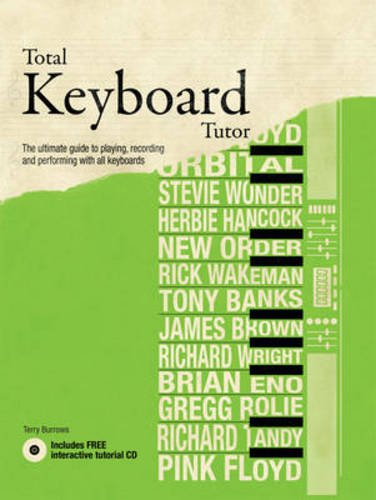 Total Keyboard Tutor [Includes CD]
