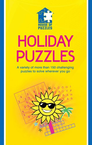 9781847328335: Holiday Puzzles (House of Puzzles)