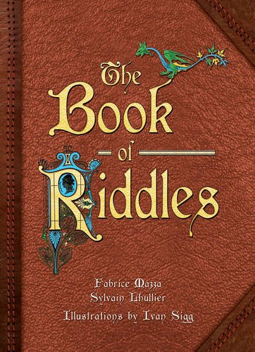 Book of Riddles: Mazza, Fabrice; Lhullier,