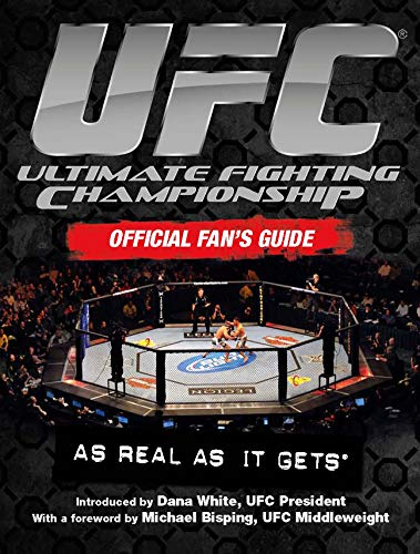 9781847328656: UFC® Official Fan's Guide: As Real As It Gets®