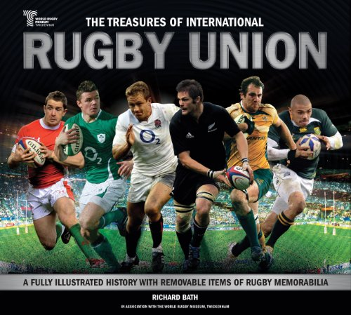 9781847328755: The Treasures of Rugby Union