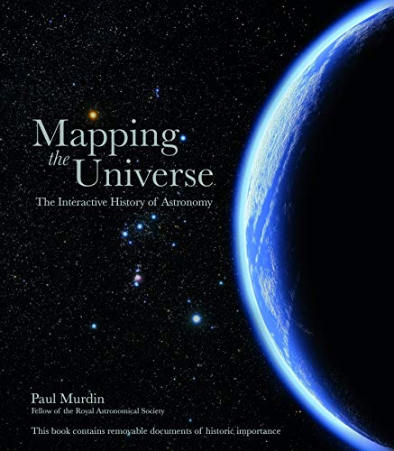 9781847328854: Mapping the Universe: The Interactive History of Astronomy
