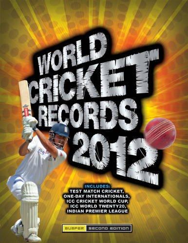 9781847328878: World Cricket Records