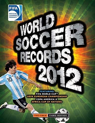 9781847328922: FIFA World Soccer Records 2012