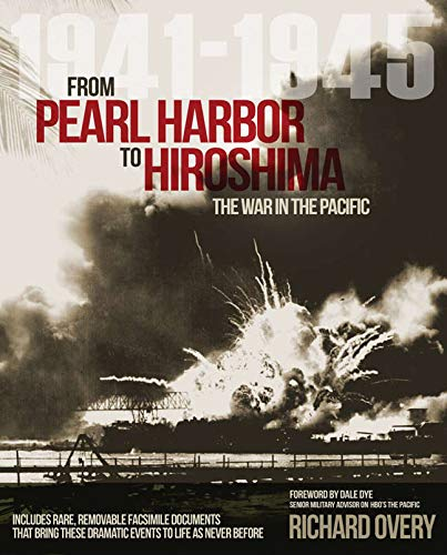 9781847328946: From Pearl Harbor to Hiroshima: The War in the Pacific 1941-1945