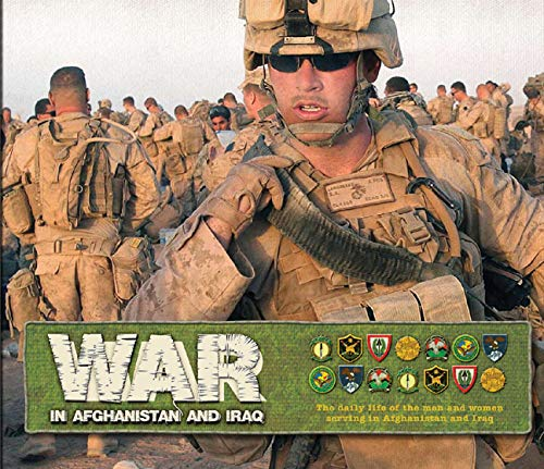 War in Afghanistan and Iraq: The Daily: Souter, Gerry, Souter,