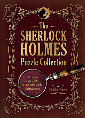 9781847329011: Sherlock Holmes Puzzle Collection
