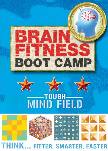 9781847329370: Brain Fitness Boot Camp: Tough: Mind Field