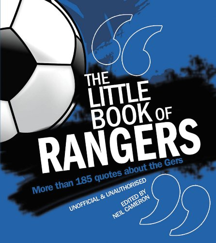 Little Book of Rangers: Cameron, Neil