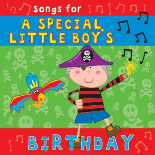 9781847335005: Songs for a Special Little Boy's Birthday (Birthday CD)