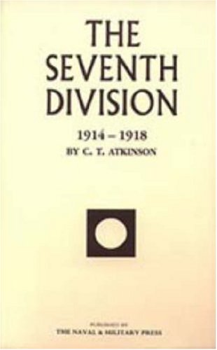 The Seventh Division 1914-1918