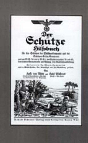 9781847342362: Der Schutze Hilfsbuch (Rifleman's Handbook)