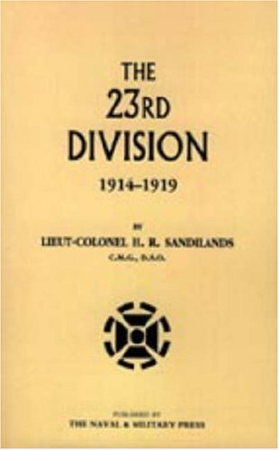 9781847343246: Twenty-Third Division 1914-1919