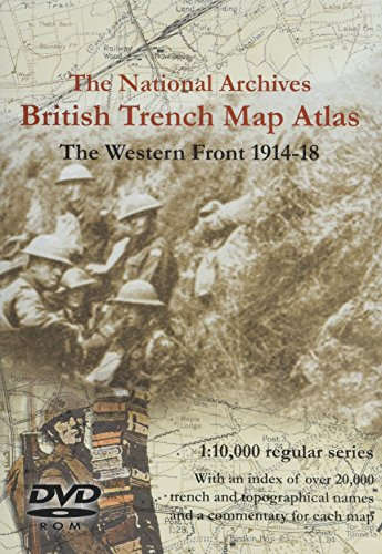 9781847348661: National Archives British Trench Map Atl