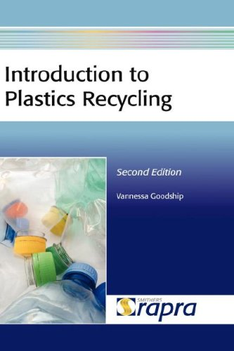 9781847350855: Introduction to Plastics Recycling - Second Edition